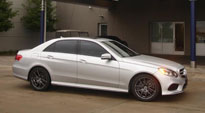 Targa - M129 on Mercedes-Benz C350