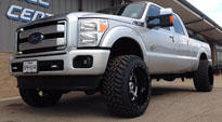 Maverick - D260 on Ford F-250 Super Duty