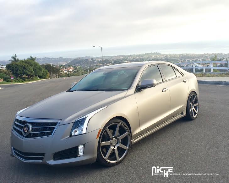 Cadillac ATS Verona - M149 Gallery - MHT Wheels Inc.