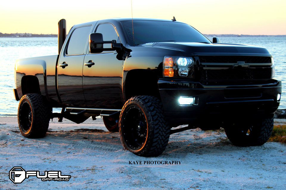 chevrolet silverado 2500 hd hostage d531 gallery mht wheels inc. Black Bedroom Furniture Sets. Home Design Ideas