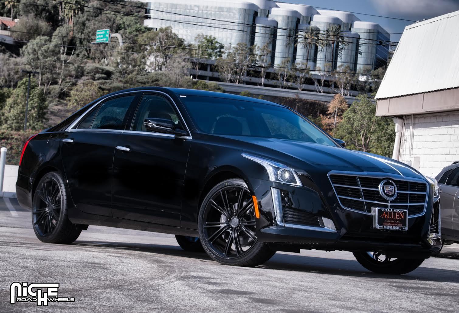 Cadillac CTS Ritz - M144 Gallery - MHT Wheels Inc.