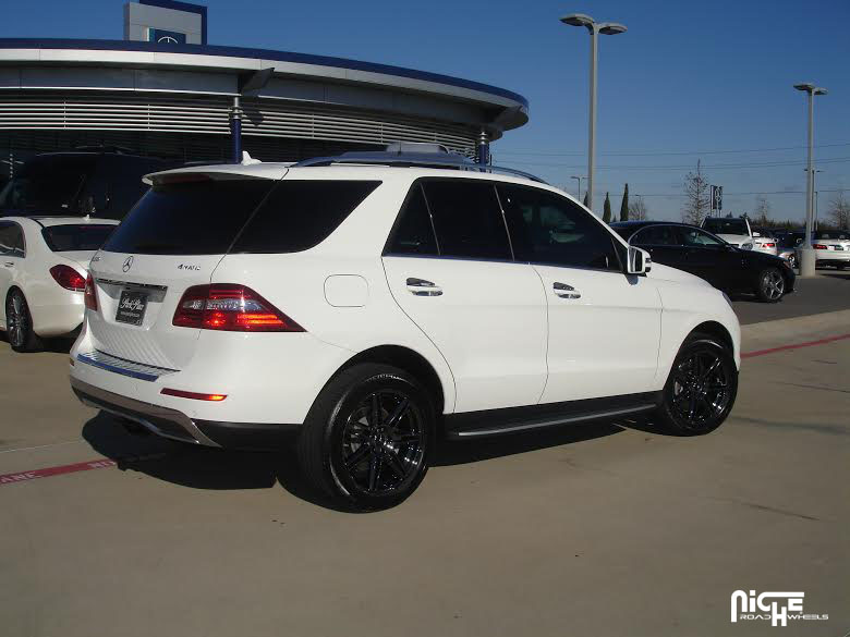mercedes benz ml350 gallery mht wheels inc