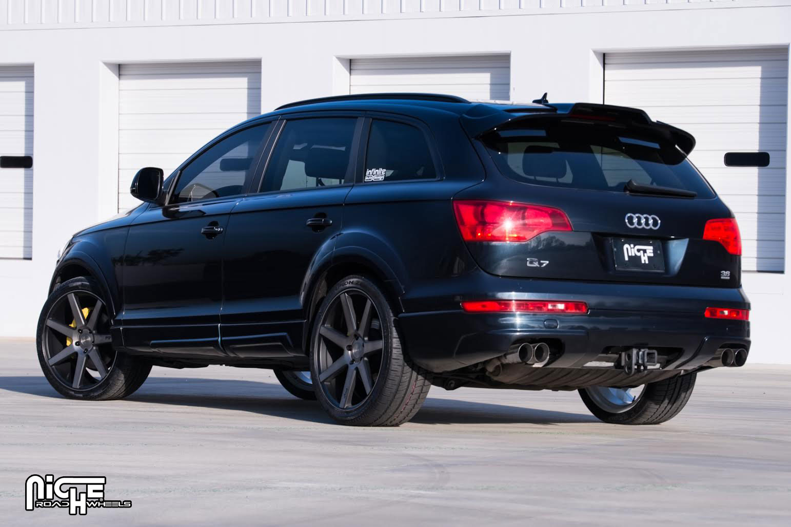 Audi Q7 Verona M150 Gallery Mht Wheels Inc