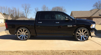 Shot Calla - S120 on Dodge Ram 1500