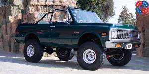 Indy - U101 Truck on Chevrolet Blazer