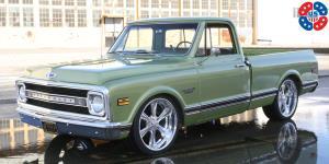 Milner - U214 on Chevrolet C10