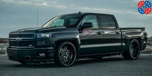 Nemesis 6 - U464 on Chevrolet Silverado 1500