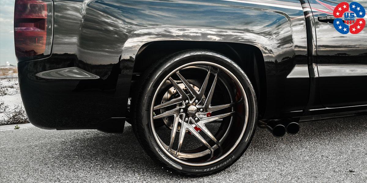 Chevrolet Silverado 1500 Nemesis 6 - U464 Gallery - MHT ...