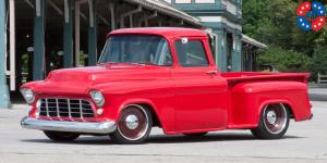 Plain Jane - U601 on Chevrolet C10