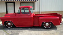 Plain Jane - U601 on Chevrolet 3100
