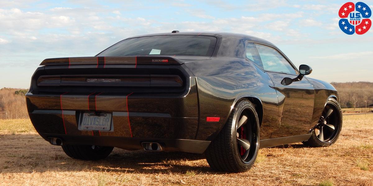 Dodge Challenger Standard U500 Concave Gallery Mht