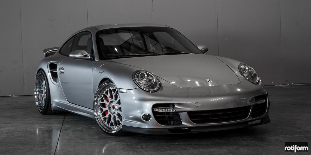 Porsche 911 Turbo Dab Gallery Mht Wheels Inc