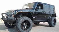 Octane - D509 on Jeep Wrangler