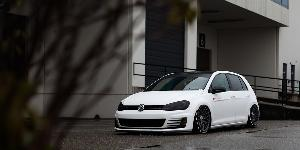 RSE on Volkswagen GTI