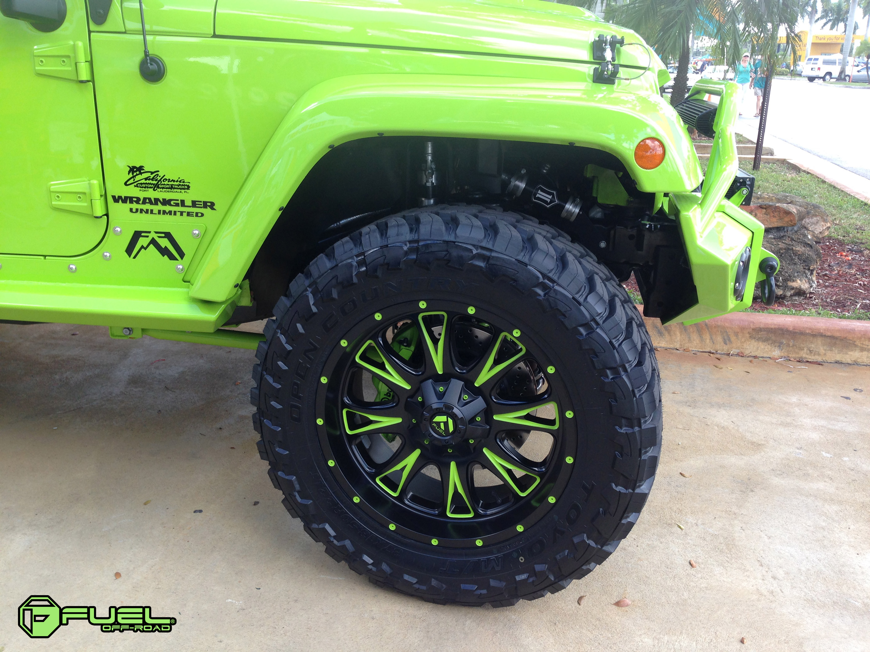 Jeep Wrangler Throttle D513 Gallery Mht Wheels Inc