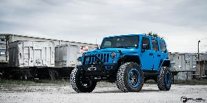 Anza - D558 on Jeep Wrangler