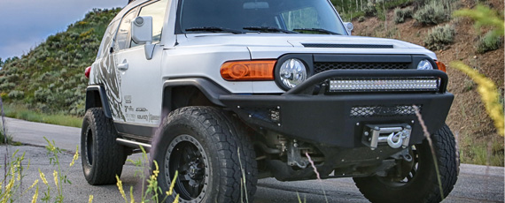 D106 Anza Debuted at the 2013 FJ Summit