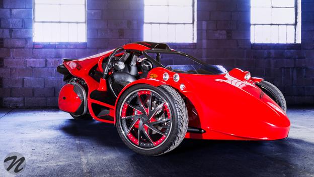 Niche Wheels | Invert H73 | T-Rex 14R