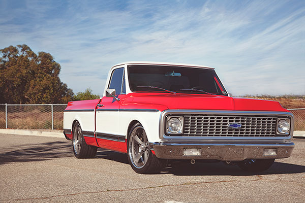 '71 Chevy C10 | US Mags Standard