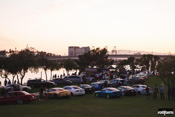 Flashback XS Car Night | Long Beach, California