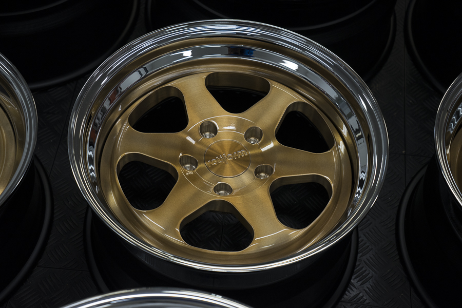 Rotiform MHG | (*New Finish) Monaco Copper