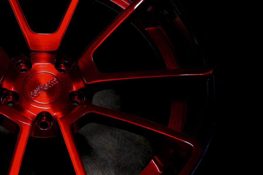 Rotiform SPF | Brushed Candy Red