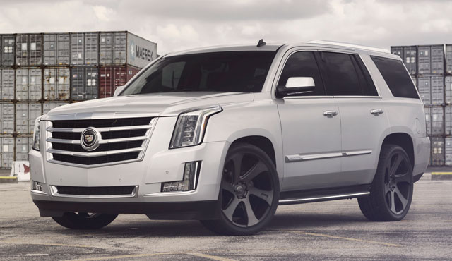 DUB Swerv | Escalade | MC Customs