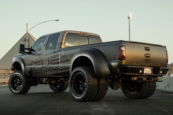 Cleaver Dually