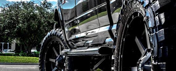 2012 Dodge Ram 2500 Heavy Duty by Good Roads