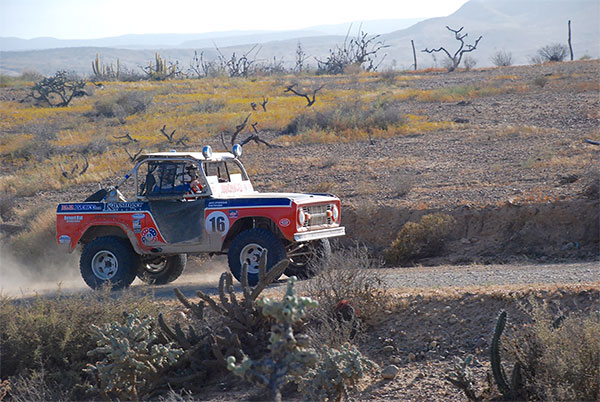 Kaysinger Racing | 3rd Place Baja Norra 1000