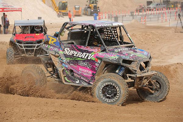 Fuel Offroad UTV | Katie V Racing