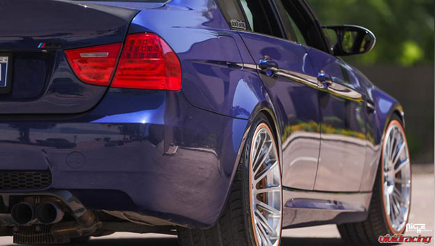 BMW M3 E90 from Vivid Racing