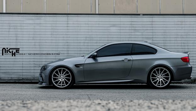 BMW e92 M3   M112 Niche Surge