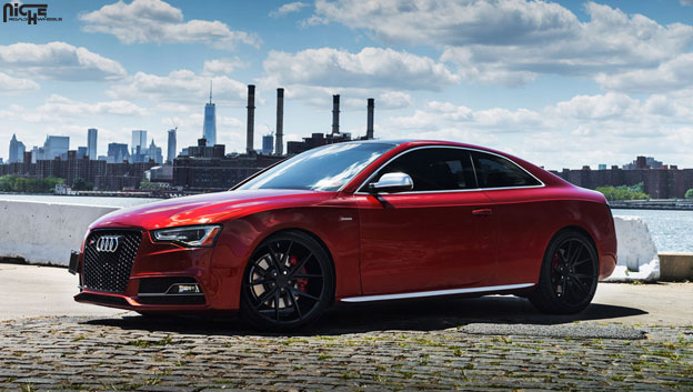Misano M117 | Audi S5 | Illusions NYC