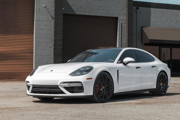 Porsche Panamera | Niche Anzio