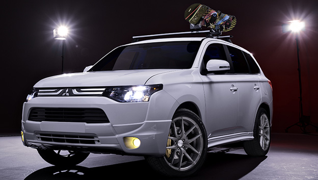 2014 Outlander Winter Edition