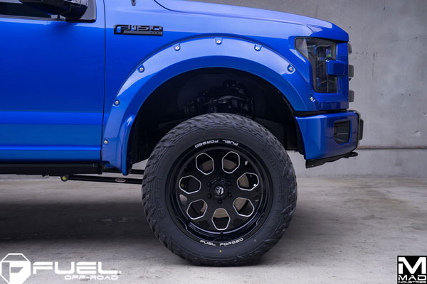 MAD Ind | F150 Build