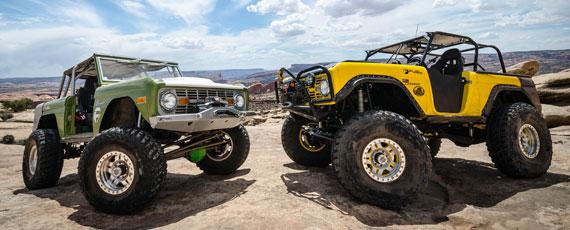 Bronco Safari | Moab Utah | D116 Anza