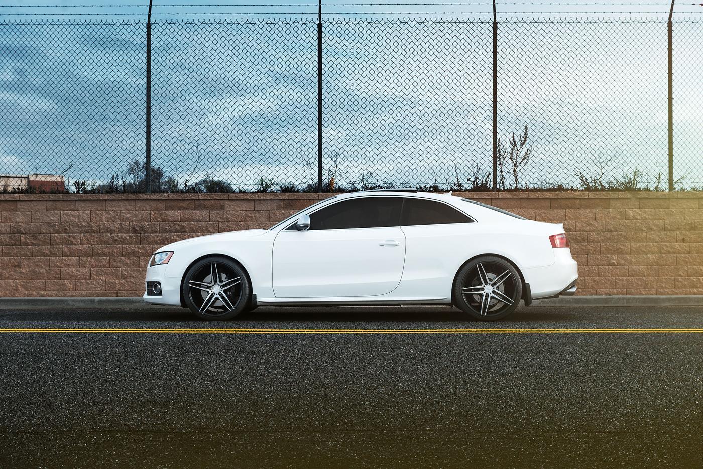 New Niche Turin M169 | Audi S5 - MHT Wheels Inc.