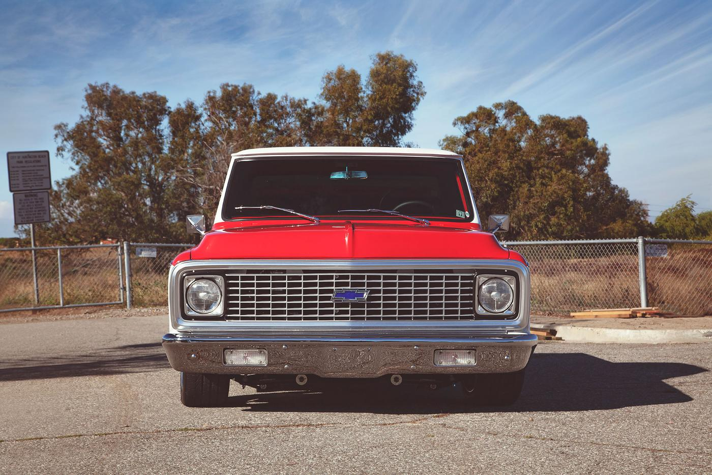 39 71 Chevy C10 Us Mags Standard Mht Wheels Inc