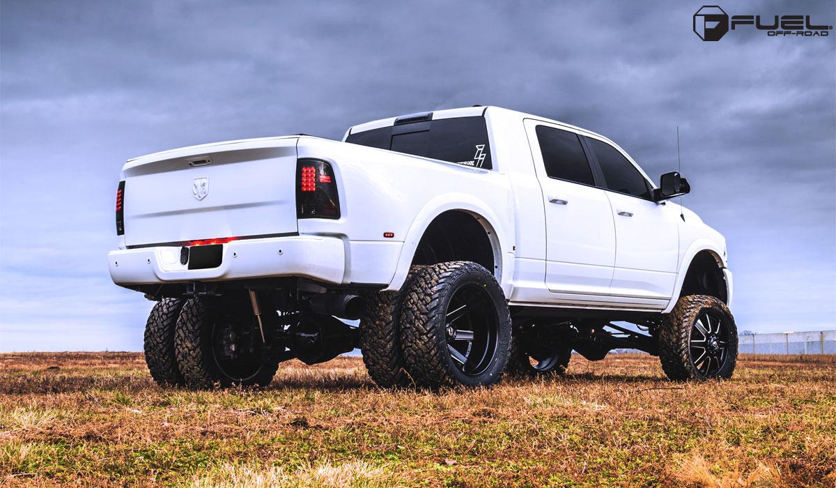 Big Truck Wheels 24 5 : New quot maverick dually mht wheels inc
