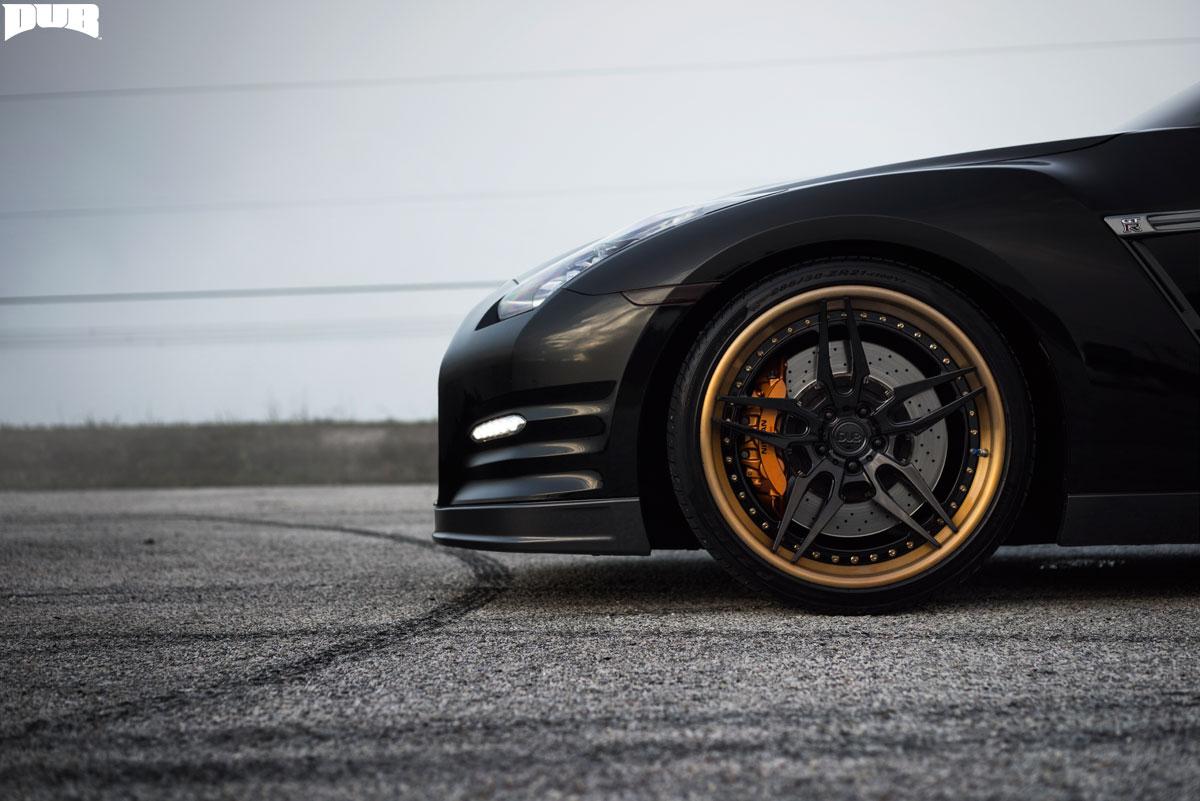 Nissan Dealer Miami >> Attack 5 | Nissan GT-R | Miami Power Wheels - MHT Wheels Inc.