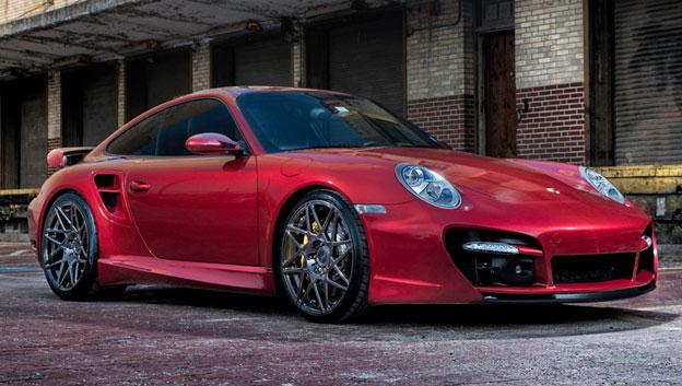 Alpine-D | Porsche 911 Twin Turbo