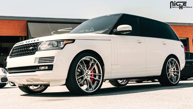 Niche Enyo | Range Rover | Shoreline Motoring