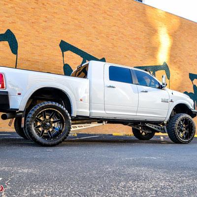 Fuel Maverick | Dually