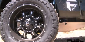 FUEL OFFROAD Wheel and Tire