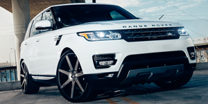 Niche Wheels | Verona M150 | Range Rover Sport