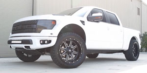 22x10 Fuel Maverick | KG Customs Ford Raptor