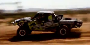 Fuel Trophy Truck | Blue Water Desert Challenge 2014