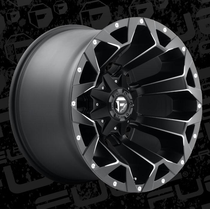 Assault - D546 - MHT Wheels Inc.